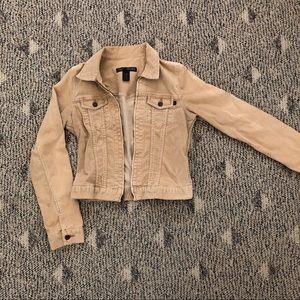 Abercrombie & Fitch Corduroy Jacket